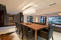 modern Dining room by Metropole Architects - South Africa