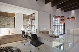 modern Study/office by Metropole Architects - South Africa