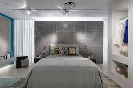 Dormitorios de estilo ecléctico por Ana Rita Soares- Design de Interiores