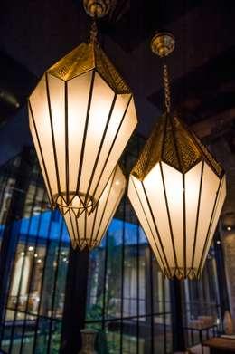 Hotel Sahrai: Hôtels de style  par Christophe Pillet