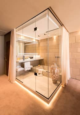 Hoteles de estilo  por Christophe Pillet