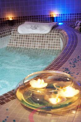 modernes Spa von ITALIAN WELLNESS - The Art of Wellness