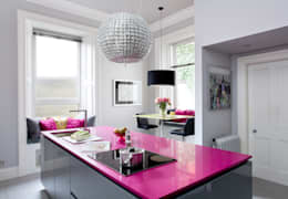 WENDY'S KITCHEN: modern Kitchen by Diane Berry Kitchens