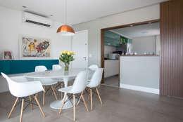 Comedores de estilo moderno por Decorare Studio de Arquitetura