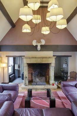 Casas de estilo clásico por Katia Rocchia Home Designer