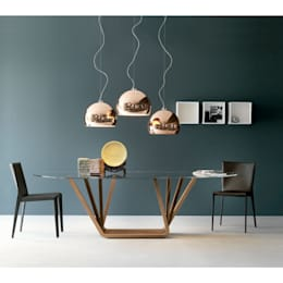 modern Dining room by Ociohogar