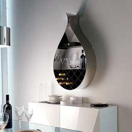 Salle à manger de style de style Moderne par Ociohogar