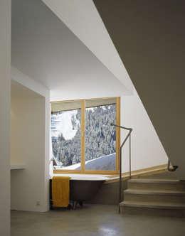 Projekty,   zaprojektowane przez Drexler Architekten AG