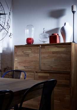 salle à manger:  de style  par Soraya Deffar / Un Pretexte