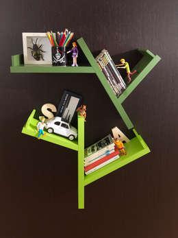 Chambre d'enfants de style  par MOBIMIO - Räume für Kinder