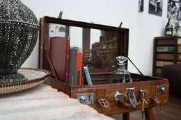 die Herren Edel: eklektik tarz tarz Oturma Odası