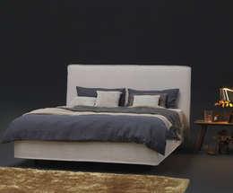 moderne Slaapkamer door KwiK Designmöbel GmbH
