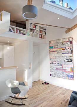 Dome: Chambre de style de style Moderne par RencontreUnArchi