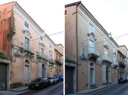 Hogar de estilo  por studio di architettura Antonio Giummarra