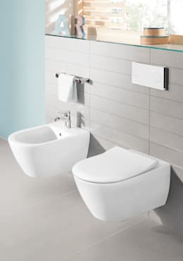 Bathroom by Villeroy & Boch AG
