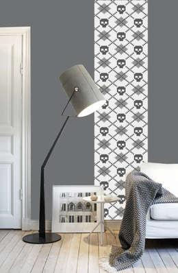 classic Bedroom by Lé Papiers de Ninon
