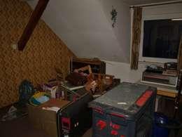 landelijke Slaapkamer door Raumpraesenz-Homestaging
