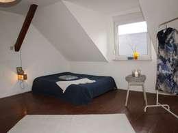 Slaapkamer door Raumpraesenz-Homestaging