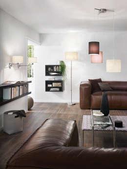 EGLO Lighting Families:  Wohnzimmer von EGLO LEUCHTEN GMBH
