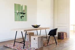 Sala de jantar  por PURE Wood Design