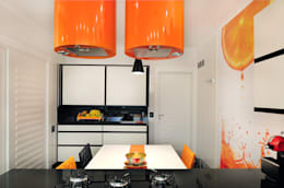 Dapur by Adriana Scartaris design e interiores