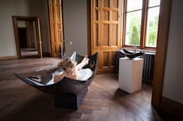 Salle de bain de style de style eclectique par Design by Torsten Müller