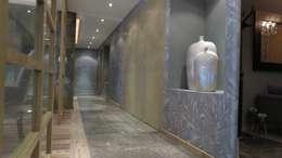Corridor & hallway by NIVEL TRES ARQUITECTURA