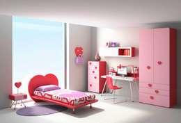 Chambre d'enfants de style  par Muebles Carlos Pastor