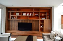 modern Living room by Revah Arqs