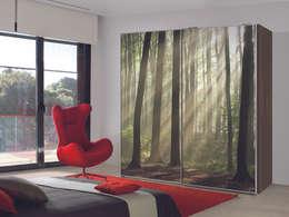 Armarios de puertas correderas para optimizar tu dormitorio - Muebles carlos pastor ...