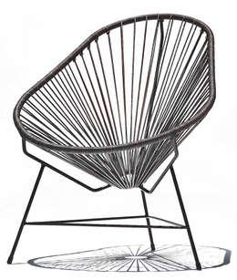 Salon de style de style Moderne par Ocho Workshop