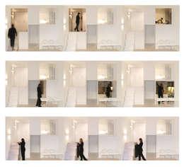 Comedores de estilo minimalista por Beriot, Bernardini arquitectos