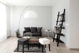 Livings de estilo moderno por Grazia Architecture