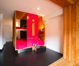 Maisons de style de style Minimaliste par Beriot, Bernardini arquitectos