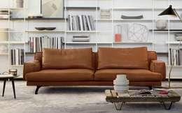 moderne Woonkamer door QuartoSala - Home Culture