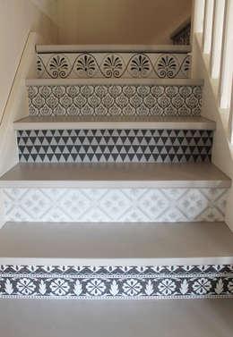 Corridor, hallway & stairs  by APOLONY