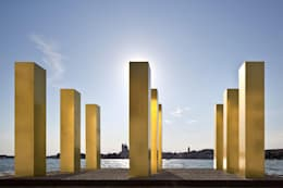 The Sky Over Nine Columns:  Kunst  von homify