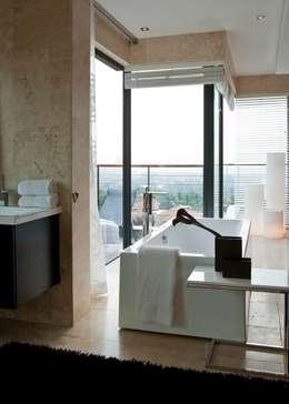 modern Bathroom by Nico Van Der Meulen Architects