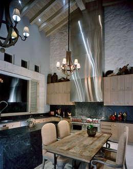 Cocinas de estilo  por JR Arquitectos