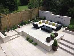 modern Garden by Gardenplan Design