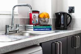 مطبخ تنفيذ Bhavin Taylor Design