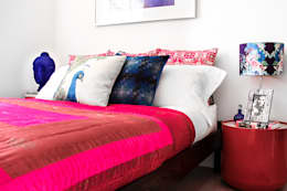 modern Bedroom by Bhavin Taylor Design