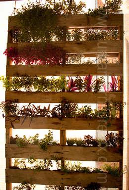 Projekty,  Balkon, weranda i taras zaprojektowane przez URBAN FURNITURE
