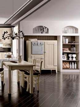 Un trend intramontabile: le cucine in arte povera