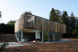 Casas  por Lode Architecture