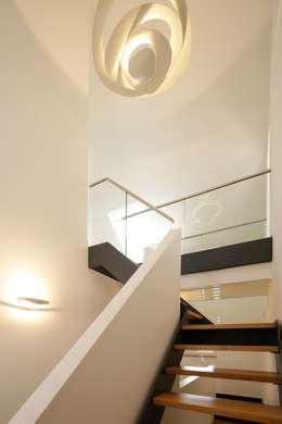 minimalistische Huizen door in_design architektur