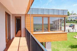 Projekty,  Okna zaprojektowane przez in_design architektur