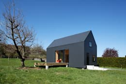 minimalistic Houses by Lode Architecture