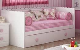 Habitaciones infantiles de estilo  por Muebles Noel Ibiza SL