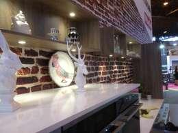 moderne Keuken door Henley McKay Kitchens